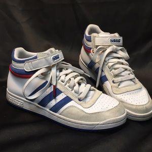 Men's Adidas High Top tennis shoes ART G17151 8.5